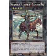 BP03-FR124 Champion Héroïque - Gandiva Shatterfoil Rare