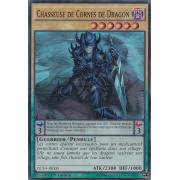 DUEA-FR000 Chasseuse de Cornes de Dragon Super Rare