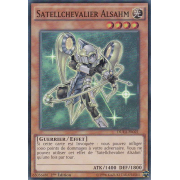 DUEA-FR021 Satellchevalier Alsahm Super Rare