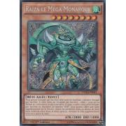 DUEA-FR041 Raiza le Méga Monarque Secret Rare