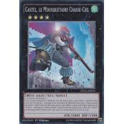 DUEA-FR054 Castel, le Mousquetaire Chasse-Ciel Super Rare