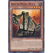 BP03-EN081 Koa'ki Meiru Wall Rare