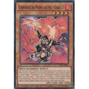 CT11-FR003 Confrérie du Poing de Feu - Gorille Super Rare