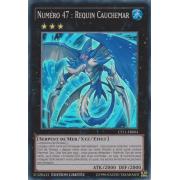 CT11-FR004 Numéro 47 : Requin Cauchemar Super Rare