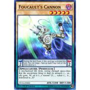DUEA-EN002 Foucault's Cannon Super Rare