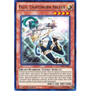 DUEA-EN095 Felis, Lightsworn Archer Ultra Rare
