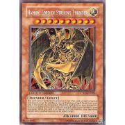 CT03-EN006 Hamon, Lord of Striking Thunder Secret Rare