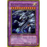 GLD1-EN028 Blue-Eyes Ultimate Dragon Gold Rare