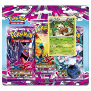 Pack 3 Boosters Pokémon XY 4 Tengalice