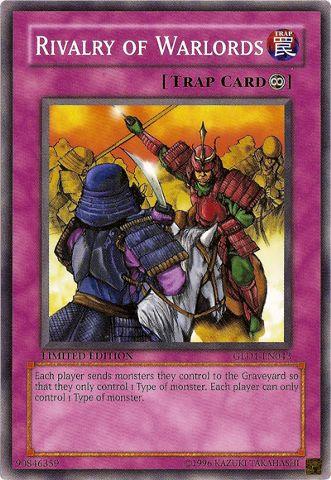 GLD1-EN043 Rivalry of Warlords Commune