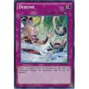 LC5D-EN255 Debunk Secret Rare
