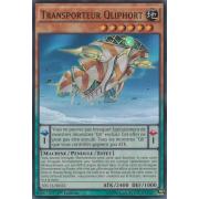 NECH-FR022 Transporteur Qliphort Super Rare