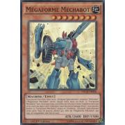 NECH-FR036 Mégaforme Méchabot Super Rare
