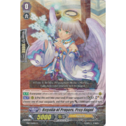 EB12/016EN Regalia of Prayers, Pray Angel Rare (R)