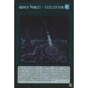 NKRT-FR020 Armes Nobles - Arfeudutyr Platinum Rare