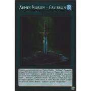NKRT-FR021 Armes Nobles - Caliburn Platinum Rare