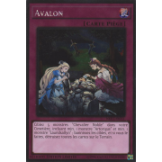 NKRT-FR031 Avalon Platinum Rare