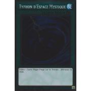 NKRT-FR040 Typhon d'Espace Mystique Platinum Rare
