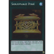 NKRT-FR041 Sarcophage Doré Platinum Rare