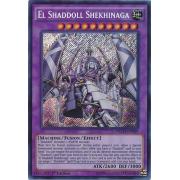 NECH-EN049 El Shaddoll Shekhinaga Secret Rare