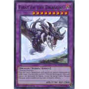 NECH-EN050 First of the Dragons Secret Rare