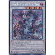 NECH-EN051 Yazi, Evil of the Yang Zing Ultimate Rare