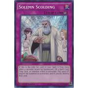 NECH-EN079 Solemn Scolding Commune