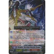 BT16/005EN Brawler, Big Bang Knuckle Dragon Triple Rare (RRR)