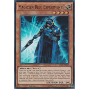 SECE-FR032 Magicien Bleu Expérimenté Super Rare