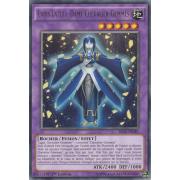 SECE-FR046 Lapis Lazuli, Dame Chevalier-Gemmes Rare