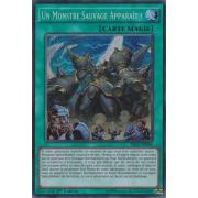 SECE-FR064 Un Monstre Sauvage Apparaît ! Secret Rare