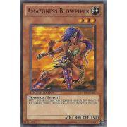 GLD3-EN007 Amazoness Blowpiper Commune
