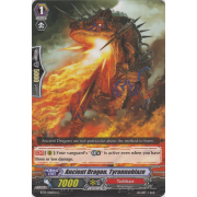 BT17/082EN Ancient Dragon, Tyrannoblaze Commune (C)