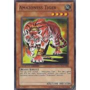 GLD3-EN008 Amazoness Tiger Commune