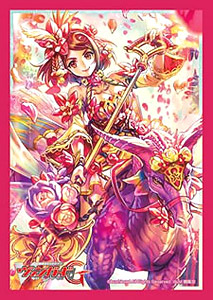 Protèges cartes Cardfight Vanguard G Vol.141 Flower Princess of Vernal Equinox Primavera
