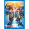Protèges cartes Cardfight Vanguard G Vol.143 99th Dimension Robo Commander Great Die Earth