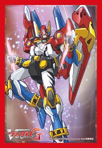 Protèges cartes Cardfight Vanguard G Vol.144 Cho Uchu Yuki Extiger
