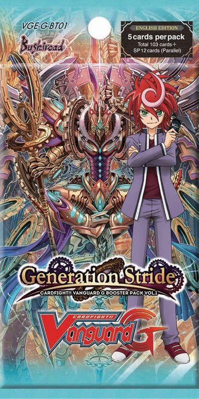 Booster Generation Stride (G-BT01)