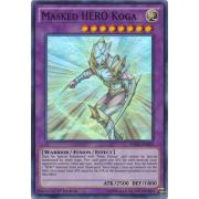 SDHS-EN042 Masked HERO Koga Super Rare