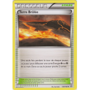 XY5_138/160 Terre Brûlée Peu commune