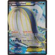 XY5_147/160 Wailord EX Full Art Ultra Rare