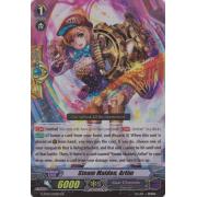 G-BT01/021EN Steam Maiden, Arlim Double Rare (RR)
