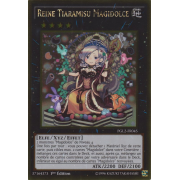 PGL2-FR045 Reine Tiaramisu Magidolce Gold Rare