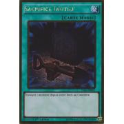 PGL2-FR051 Sacrifice Inutile Gold Rare