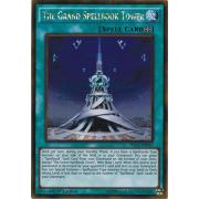 PGL2-EN057 The Grand Spellbook Tower Gold Rare