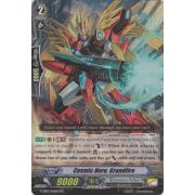 G-EB01/006EN Cosmic Hero, Grandfire Double Rare (RR)