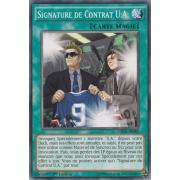 CROS-FR088 Signature de Contrat U.A. Commune