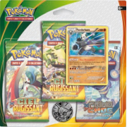 Pack 3 Boosters Pokémon XY 6 Ciel Rugissant - Version Pandarbare