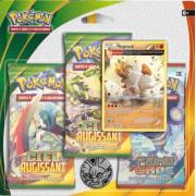 Pack 3 Boosters Pokémon XY 6 Ciel Rugissant - Version Regirock