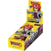 Boite de 10 Boosters Fighter's Collection 2015 (G-FC01)